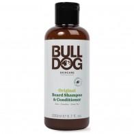 Оригинальный шампунь и кондиционер для бороды «два-в-одном»от Bulldog, 200 мл - Для ухода за бородой