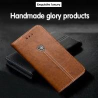 637.79 руб. |AMMYKI redmi 4X чехол почетный флип искусственная кожа текстуры серии телефон задняя крышка 5,0