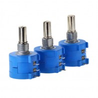 US $1.06 20% OFF|Free Shipping 3590S 2 103L 3590S 10K ohm Precision Multiturn Potentiometer 10 Ring Adjustable Resistor-in Potentiometers from Electronic Components & Supplies on Aliexpress.com | Alibaba Group