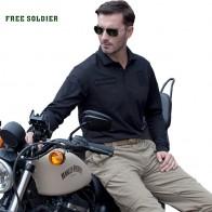 1569.38 руб. 40% СКИДКА|FREE SOLDIER 100% coolmax Альпинистская футболка для путешествия и бивака , рубашка POLO , быстросохнущая одежда с отложным воротником UPF50+-in Походные тенниски from Спорт и развлечения on Aliexpress.com | Alibaba Group
