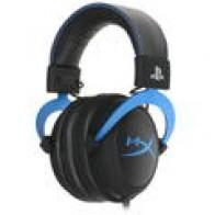 Купить Проводные наушники HyperX Cloud Gaming Headset for PS4 Systems черный в интернет магазине DNS. Характеристики, цена HyperX Cloud Gaming Headset for PS4 Systems | 1354170