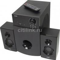 Колонки SVEN MS-2100,  2.1,  черный