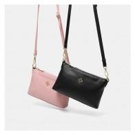 1522.3 руб. 42% СКИДКА|AOEO/женские сумки на плечо из натуральной кожи; роскошные сумки мессенджеры; женские сумки с двойным ремешком из воловьей кожи; красная Корейская маленькая сумка-in Сумки с ручками from Багаж и сумки on Aliexpress.com | Alibaba Group