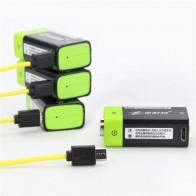 555.37 руб. |1 шт. znter S19 9 В 400 мАч USB Перезаряжаемые 9 В Lipo Батарея для RC Аксессуары для видео квадрокоптеров-in Подзаряжаемые батареи from Бытовая электроника on Aliexpress.com | Alibaba Group