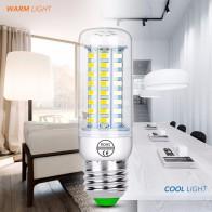 US $0.84 26% OFF|220V Led Corn Lamp E27 E14 Led Bulb Kitchen Chandelier Lighting 24 36 48 56 69 72LEDs Home Light SMD5730 Candle LED Light Bulb-in LED Bulbs & Tubes from Lights & Lighting on Aliexpress.com | Alibaba Group