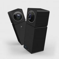 € 50.69 |Xiaomi Xiaofang caméra double lentille Version panoramique réseau intelligent caméra IP bidirectionnelle Audio quatre écrans dans une fenêtre Support VR-in 360 ° Caméra Vidéo from Electronique on Aliexpress.com | Alibaba Group
