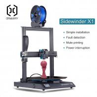 27701.38 руб. 19% СКИДКА|Пистолет 3d принтер Sidewinder X1 SW X1 высокой точности большой плюс размер 300*300*400 мм 3d принтер двойной Z оси TFT сенсорный экран-in 3D принтеры from Компьютер и офис on Aliexpress.com | Alibaba Group