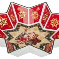 Купить Салатник christmas collection диаметр 32 см высота 6 см Lefard (586-005) по низкой цене с доставкой из Яндекс.Маркета - Посуда для праздника
