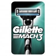 Бритва Mach3 c 1 сменной кассетой, GILLETTE