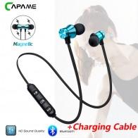 US $1.66 25% OFF Wireless Headphone Bluetooth Earphone Magnetic Headset Neckband Sport Running Bluetooth Earphones For iPhone 7 X Xiaomi Earphone-in Bluetooth Earphones & Headphones from Consumer Electronics on Aliexpress.com   Alibaba Group