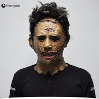 US $16.54 29% OFF|The Texas Chainsaw Massacre Leatherface Masks Scary Horror mask Movie Cosplay Masker Halloween Costume Props High Quality Toys-in Party Masks from Home & Garden on Aliexpress.com | Alibaba Group