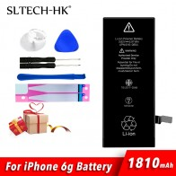 Lithium Battery For iPhone 4 4S 5 5C 5S 5SE 6 6S 7 8 Plus Replacement Batteries For iPhone X XR XS 11 Pro MAX Bateria