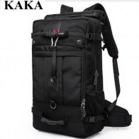 2930.47 руб. 14% СКИДКА|40L 50L рюкзак для путешествий мужской военный Оксфорд рюкзак для путешествий Multi function 17 дюймов ноутбук камуфляж дорожная сумка рюкзак для мужчин купить на AliExpress