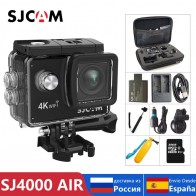 2615.9 руб. 36% СКИДКА|100% оригинал SJCAM SJ4000 AIR Action camera Full HD Allwinner 4 K 30FPS wifi 2,0