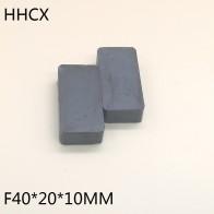 575.44 руб. |5 шт./лот Y33 ферритовый магнит 40*20*10 постоянный магнит 40 мм x 20 мм x 10 постоянный магнит 40 мм x 20 мм x 10 мм-in Магнитные материалы from Товары для дома on Aliexpress.com | Alibaba Group