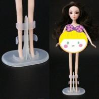 80.46 руб. 15% СКИДКА|5 шт./лот кукла выставочная стойка держатель для куклы подставки Куклы Аксессуары куклы поддержка ног держатели прозрачный-in Куклы from Игрушки и хобби on Aliexpress.com | Alibaba Group