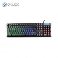 Игровая Клавиатура Oklick 760G, USB, чёрный-in Клавиатуры from Компьютерная техника и ПО on Aliexpress.com | Alibaba Group