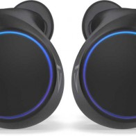 Наушники с микрофоном CREATIVE Outlier Air, Bluetooth, черный/серый, отзывы владельцев в интернет-магазине СИТИЛИНК (1156450) - Москва