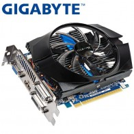5811.91 руб. |GIGABYTE Графика карт оригинальный GT740 2 Гб 128Bit GDDR5 видеокарты для nVIDIA Geforce GT 740 б/у VGA карт сильнее, чем GTX650-in Графические карты from Компьютер и офис on Aliexpress.com | Alibaba Group