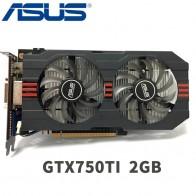 2925.57 руб. |Asus GTX 750TI OC 2GB GTX750TI GTX 750TI 2 Гб 128 бит ПК настольные видеокарты PCI Express 3,0 компьютерная видеокарта HDMI-in Графические карты from Компьютер и офис on Aliexpress.com | Alibaba Group
