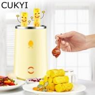 Аппарат для приготовления яиц CUKYI 140 Вт, автоматический Электрический аппарат для приготовления яиц - Яичница