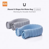 US $18.49 |Xiaomi U Shape Hot Water Bag 710ml Silicone Bottle Neck Hand Warmer Heater With Knitted Cover Warm Water Storage Bags Keep Warm-in Smart Remote Control from Consumer Electronics on Aliexpress.com | Alibaba Group