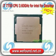 Оригинал для Intel Core i7 7700 Процессор 3.60 ГГц/8 МБ Cache/Quad Core/Socket LGA 1151/Quad Core/Desktop I7 7700 ПРОЦЕССОРА купить на AliExpress