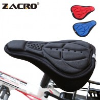 US $1.64 40% OFF|Zacro Bicycle Saddle 3D Soft Bike Seat Cover Comfortable Foam Seat Cushion Cycling Saddle for Bicycle Bike Accessories-in Bicycle Saddle from Sports & Entertainment on Aliexpress.com | Alibaba Group