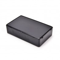 US $0.9 16% OFF|100x60x25mm Black DIY Enclosure Instrument Case Electrical Supplies 1 PCS  Plastic Electronic Project Box-in Storage Boxes & Bins from Home & Garden on Aliexpress.com | Alibaba Group