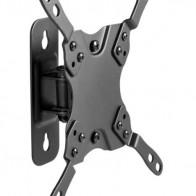 """Кронштейн для телевизора Ultramounts UM 862 черный 13""""-42"""" макс.20кг настенный поворот и наклон"""