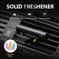 337.54 руб. 25% СКИДКА|Автомобильный освежитель воздуха автомобильный парфюм автомобиль Твердый очиститель воздуха 3 аромата бара натуральный аромат для автомобиля спальня улучшить качество воздуха-in Освежитель воздуха from Автомобили и мотоциклы on Aliexpress.com | Alibaba Group