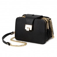 US $15.96 49% OFF|2019 Spring New Fashion Women Shoulder Bag Chain Strap Flap Designer Handbags Clutch Bag Ladies Messenger Bags With Metal Buckle-in Shoulder Bags from Luggage & Bags on Aliexpress.com | Alibaba Group