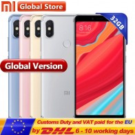 US $124.99 |Global Version Xiaomi Redmi S2 3GB 32GB Telephone Snapdragon 625 Octa Core Smartphone 5.99