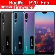 US $442.8 10% OFF|Original HuaWei P20 Pro 4G LTE Mobile Phone Kirin 970 Android 8.1 6.1