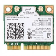 1141.72 руб. 34% СКИДКА|Двухдиапазонный беспроводной AC 7260 Intel 7260HMW 7260AC 2,4G/5 Ghz 802.11ac MINI PCI E 2x2 WiFi карта Wi Fi + Bluetooth 4,0 адаптер WLAN-in Сетевые карты from Компьютер и офис on Aliexpress.com | Alibaba Group