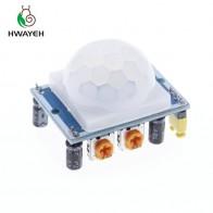 49.72 руб. 5% СКИДКА|1 шт. SR501 HC SR501 Отрегулируйте пироэлектрический инфракрасный PIR модуль движения Сенсор детектор модуль для arduinp-in Сенсоры from Электронные компоненты и принадлежности on Aliexpress.com | Alibaba Group
