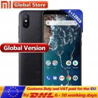US $228.99 |Global Version Xiaomi Mi A2 128GB ROM 6GB RAM Telephone Octa Core Snapdragon 660 5.99