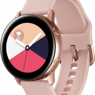 Samsung Galaxy Watch Active (нежная пудра)