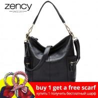3025.86 руб. 52% СКИДКА|Zency модные женские туфли сумка 100% пояса из натуральной кожи сумки черный повседневное очарование леди Crossbody Кошелек купить на AliExpress