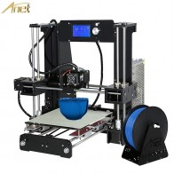 €63.41 42% de DESCUENTO|Anet A8 A6 nivel automático A8 A6 FDM 3d Impresora extrusora de alta precisión Prusa i3 3D Kit de Impresora DIY con filamento PLA Impresora 3d-in Impresoras 3D from Ordenadores y oficina on AliExpress