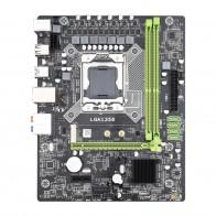 3518.63 руб. 30% СКИДКА|Kllisre X79 LGA1356 материнская плата поддержка регистровая и ecc память сервер памяти и процессор xeon E5-in Материнские платы from Компьютер и офис on Aliexpress.com | Alibaba Group