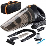 US $25.19 10% OFF|4800pa Strong Power Car Vacuum Cleaner DC 12 Volt 120W with Handbag 4.8KPA Cyclonic Wet/Dry Auto Portable Vacuums Cleaner 2 HEPA-in Vacuum Cleaner from Automobiles & Motorcycles on Aliexpress.com | Alibaba Group