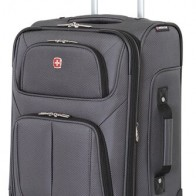 Купить Чемодан WENGER SION S 35 л, серый по низкой цене с доставкой из маркетплейса Беру