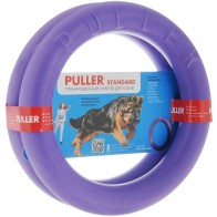 Купить Кольцо для собак Puller Тренировочный снаряд Standard 2 шт (6490) фиолетовый по низкой цене с доставкой из маркетплейса Беру