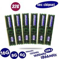 457.08 руб. 30% СКИДКА|Оригинальный 8 Гб DDR3 1333 МГц 1600 1866 МГц 8G 1333 1600 1866 регистровая и ecc память Серверная Память RAM 16 ГБ, 16 ГБ, 32 ГБ, 32g x79 x58 2011 4 GB 4g-in ОЗУ from Компьютер и офис on Aliexpress.com | Alibaba Group