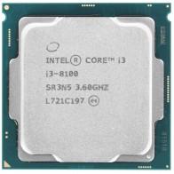 Процессор Intel Core i3-8100 — купить по выгодной цене на Яндекс.Маркете
