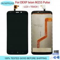 2593.13 руб. |5,5 дюймов для DEXP Ixion M255 Пульс ЖК дисплей Дисплей + Сенсорный экран планшета 100% протестированный жидкокристаллический дисплей Экран Стекло Панель сборки + Инструменты купить на AliExpress