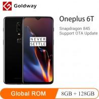 26678.68 руб. |Oneplus 6 T 6 T 8 GB 128 GB Смартфон Snapdragon 845 Octa Core 6,41