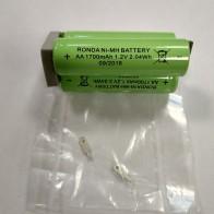 Аккумулятор 3,6 в для Moser ChromStyle