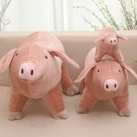 € 3.44 10% de DESCUENTO|Juguete de felpa de cerdo de simulación 25/40/50 cm muñecas de felpa para niños de alta calidad suave abajo de algodón bebé animales Brinquedos para regalo-in Peluches y muñecos de peluche from Juguetes y pasatiempos on Aliexpress.com | Alibaba Group